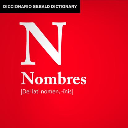 13: NOMBRES